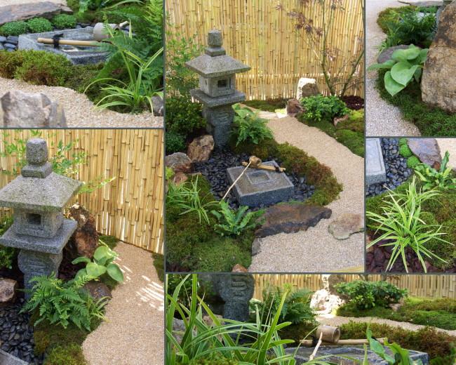 Creation of courtyard japanese gardens the tsuboniwa for Creation gardens